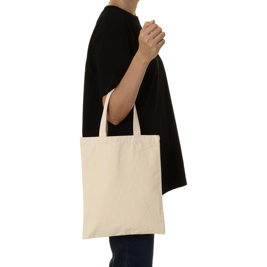 ショッパー袋でおすすめのコットントートバッグ