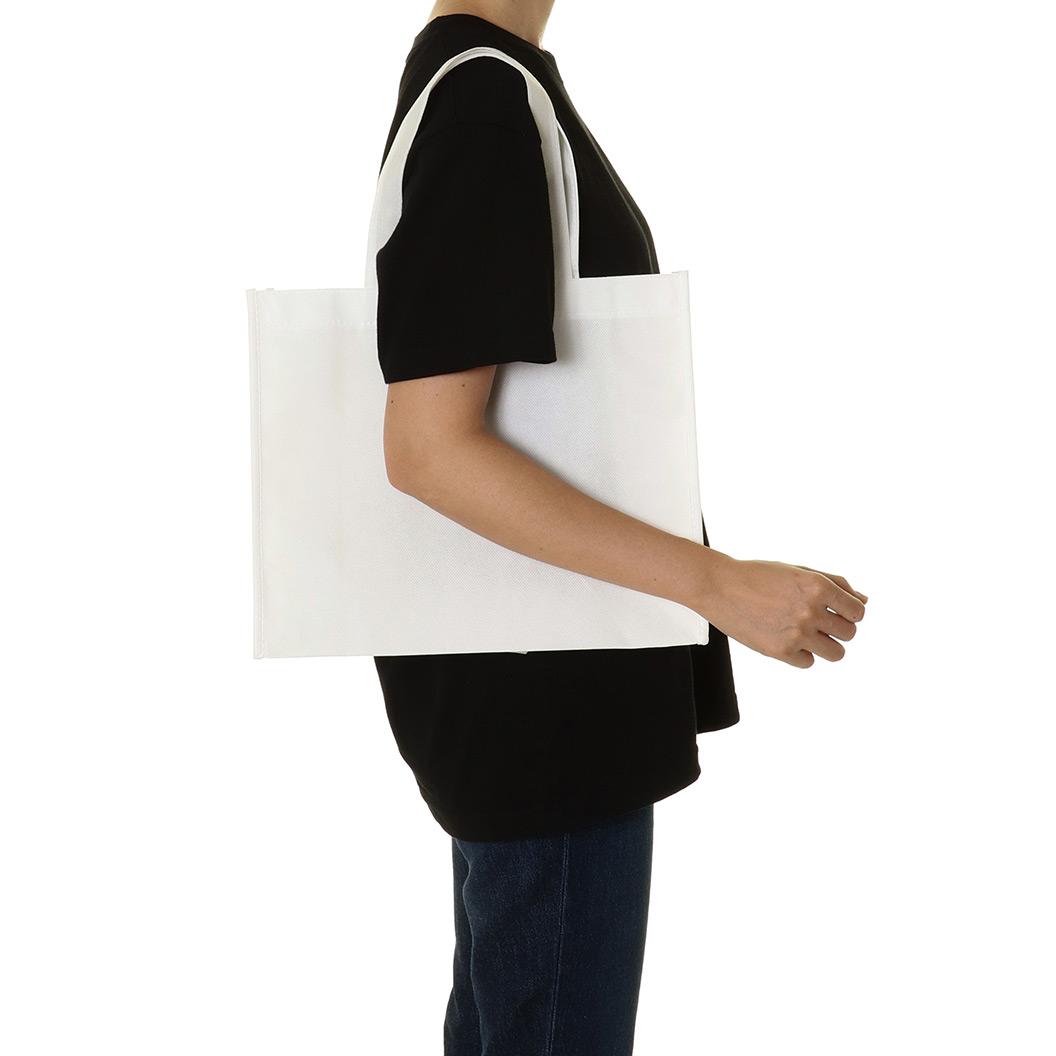 ショッパー袋でおすすめの不織布トートバッグ