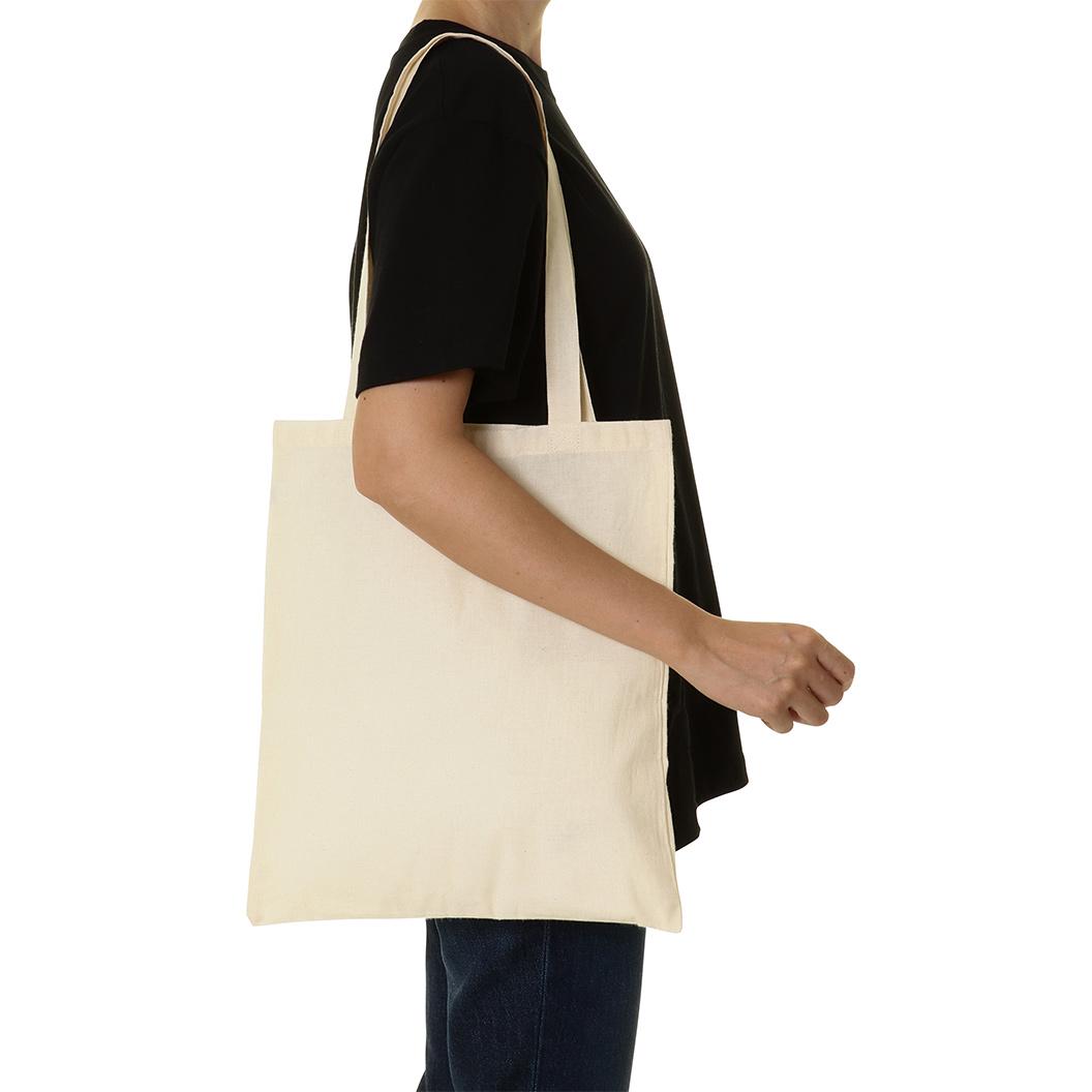 コットン生地のトートバッグ商品例
