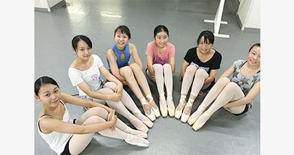 松岡ジャズ&バレエスタジオ様の事例
