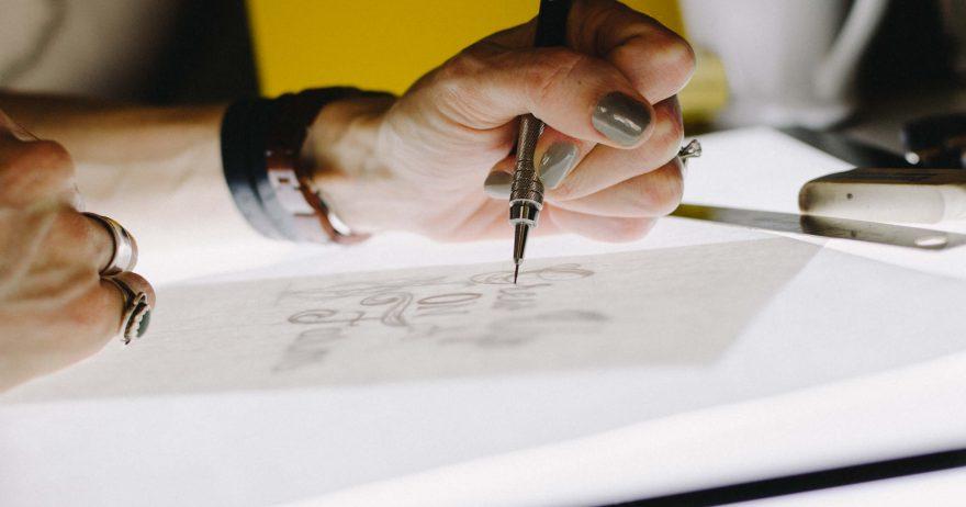 初心者必見!デザインを作るためのフローを徹底解説!