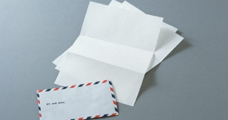 会社の顔作り、封筒の制作