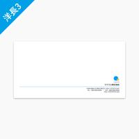 封筒テンプレート4011