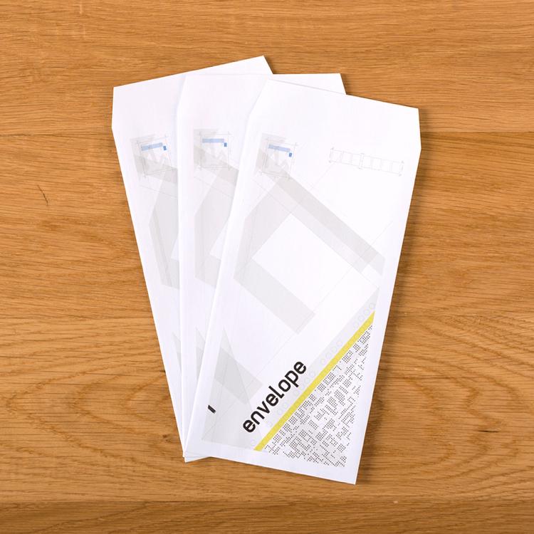 封筒印刷もおトク!しかもデザイン無料でオリジナル封筒を手軽に作成