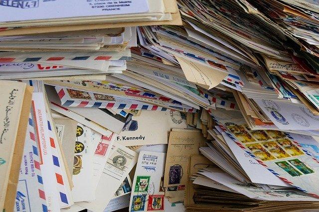 郵便のイメージ写真