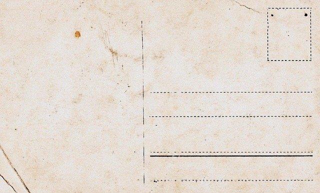 ポストカードのイメージ